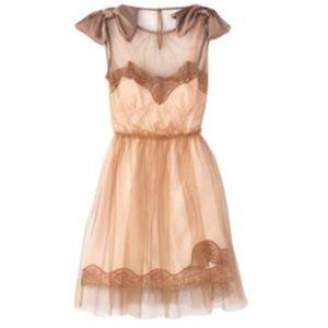 ✨ RODARTE blush pink tulle dress sz. S